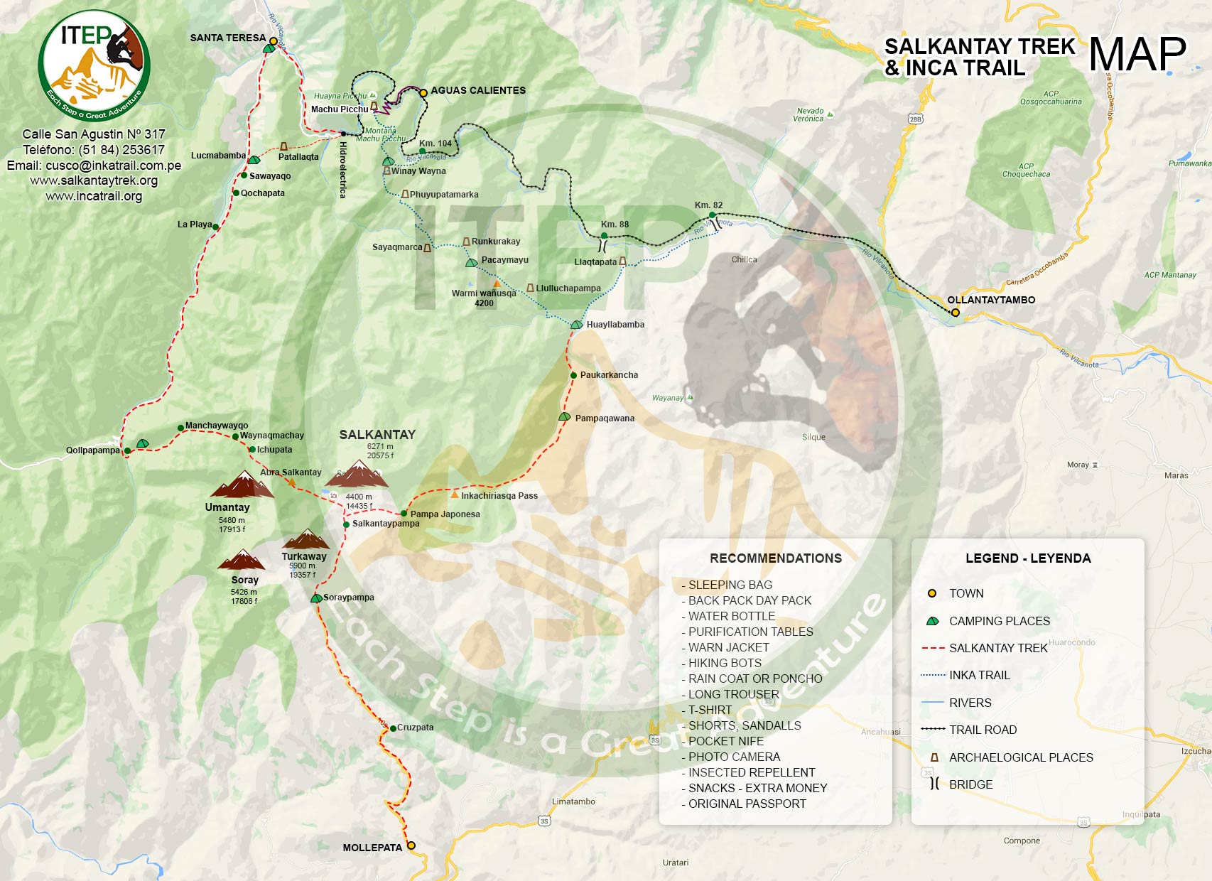 Salkantay Trek Map to Machu Picchu on eiffel tower, angkor wat, cartagena map, chichen itza map, huayna picchu, lake titicaca map, latin america map, hoover dam, inca map, iguazu falls map, statue of liberty, angel falls map, inca empire, nazca lines, panama canal, palenque map, sacsayhuaman map, tikal map, andes mountains map, teotihuacán, teotihuacan map, south america, world map, chichen itza, hoover dam map, peru map, tiwanaku map, golden gate bridge, inca trail to machu picchu, cuzco map, cusco map, brooklyn bridge, angkor wat map, hagia sophia, south america map,