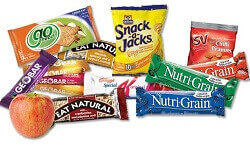 Snacks - Salcantay Trek Packing List