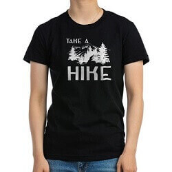 T-Shirt - Salkantay Trek Packing