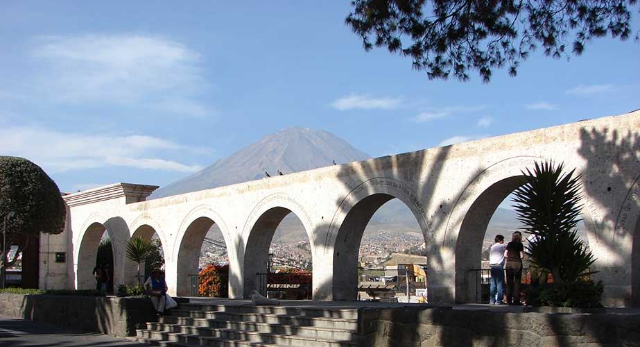 Day 5: AREQUIPA RELAXED