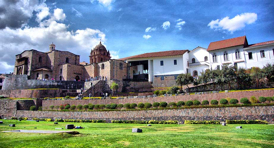 Day 7: CUSCO: CITY TOUR + 4 NEARBY RUINS