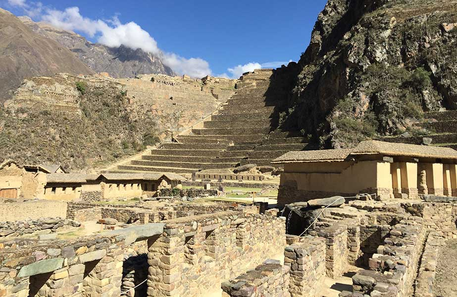 Day 8: CUSCO: SACRED VALLEY