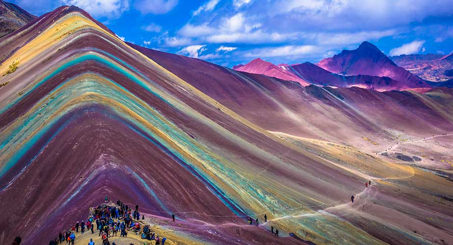 Day 14: CUSCO -  RAINBOW MOUNTAIN FULL DAY
